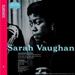 Sarah Vaughan Sarah Vaughan Classics CD