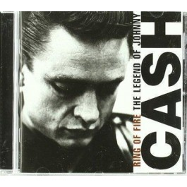 Johnny Cash Ring Of Fire 1 The Legend Of CD