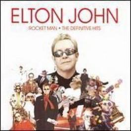 Elton John Rocket Man - The Definitive Hi CD+DVD