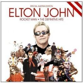 Elton John Rocket Man-Definitive Hits CD