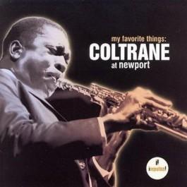 John Coltrane My Favorite Things Coltrane At Newport CD