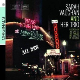 Sarah Vaughan At Mister Kellys Originals CD
