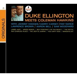 Duke Ellington Duke Ellington Meets Coleman Hawkins CD