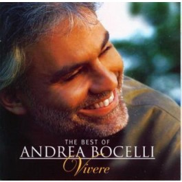 Andrea Bocelli Vivere The Best Of CD