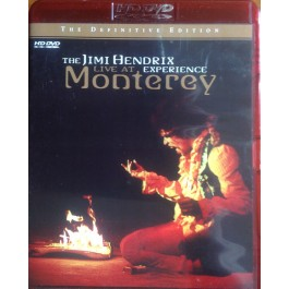 Jimi Hendrix Experience Live At Monterey Hd- DVD-HD