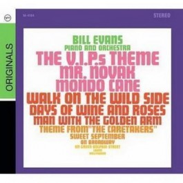 Bill Evans Plays The Theme From the Vip CD