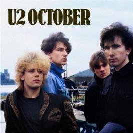 U2 October Remasters CD