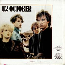 U2 October LP
