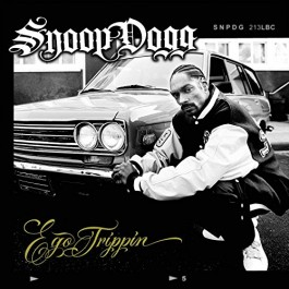 Snoop Dogg Ego Trippin CD