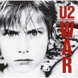U2 War Remasters CD