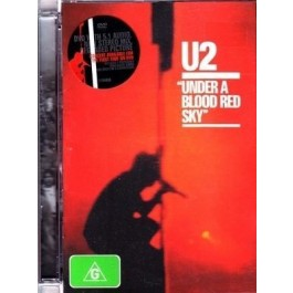 U2 Under A Blood Red Sky DVD