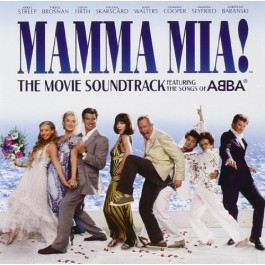 Soundtrack Mamma Mia CD
