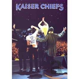 Kaiser Chiefs Live At Elland Road DVD