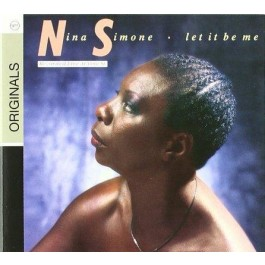 Nina Simone Let It Be Me Originals CD
