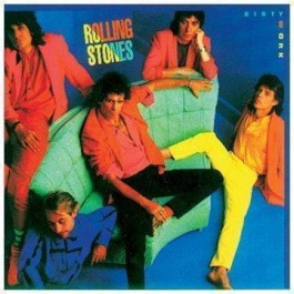 Rolling Stones Dirty Work 2009 Remasters CD