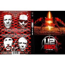 U2 360 At The Rose Bowl DVD