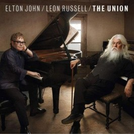Elton John Union CD