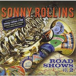 Sonny Rollins Road Shows Vol.2 CD
