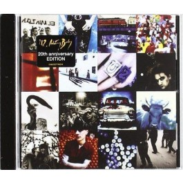U2 Achtung Baby 20Th Anniversary CD