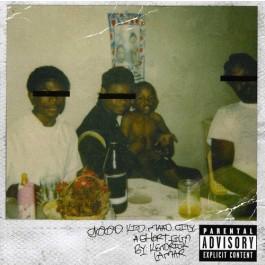 Kendrick Lamar Good Kid, M.a.a.d City CD
