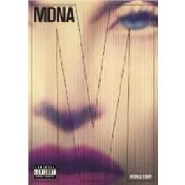 Madonna Mdns World Tour Dvd DVD