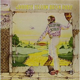 Elton John Goodbye Yellow Brick Road LP2