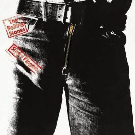 Rolling Stones Sticky Fingers CD2+DVD