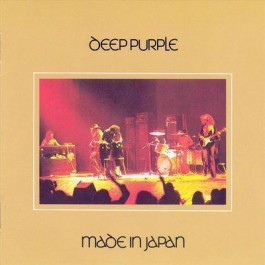 Deep Purple Made In Japan CD