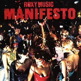 Roxy Music Manifesto LP