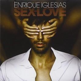 Enrique Iglesias Sex And Love CD