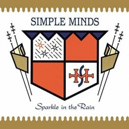 Simple Minds Sparkle In The Rain LP