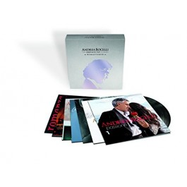 Andrea Bocelli Andrea Bocelli Pop Albums Remastered LP7