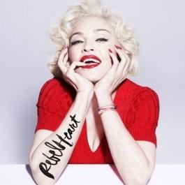Madonna Rebel Heart CD