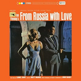 Soundtrack James Bond From Russia With Love LP