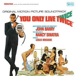 Soundtrack James Bond You Only Live Twice LP