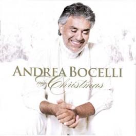 Andrea Bocelli My Christmas Remaster CD