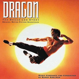 Soundtrack Dragon Bruce Lee Story LP