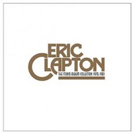 Eric Clapton Studio Album Collection 1970-1981 LP9
