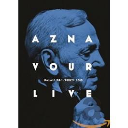 Charles Aznavour Live - Palais Des Sports 2015 DVD
