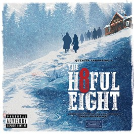 Soundtrack Hateful 8 CD