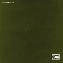 Kendrick Lamar Untitled Unmastered CD