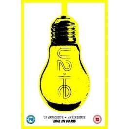 U2 Live In Paris Innocence + Experience DVD