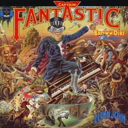 Elton John Captain Fantastic & The Brown Dirt Cowboy 180Gr LP