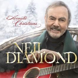 Neil Diamond Acoustic Christmas LP
