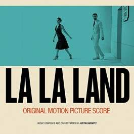 Soundtrack La La Land Score By Justin Hurwitz CD