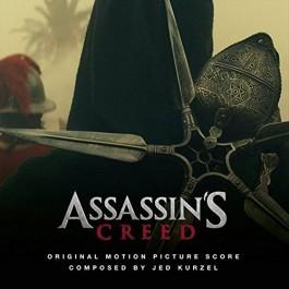 Soundtrack Assassins Creed By Jed Kurzel CD