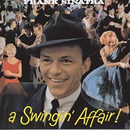 Frank Sinatra A Swingin Affair 60Th Anniversary LP