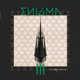 Enigma Le Roi Est Mort, Vive Le Roi Green Vinyl LP