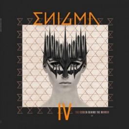 Enigma Screen Behind The Mirror Orange Vinyl LP