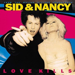 Soundtrack Sid & Nancy - Love Kills CD